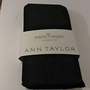 Ann Taylor control top tights medium